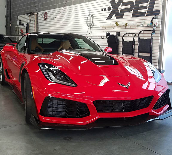 XPEL-Ultimate Plus Paint Protection