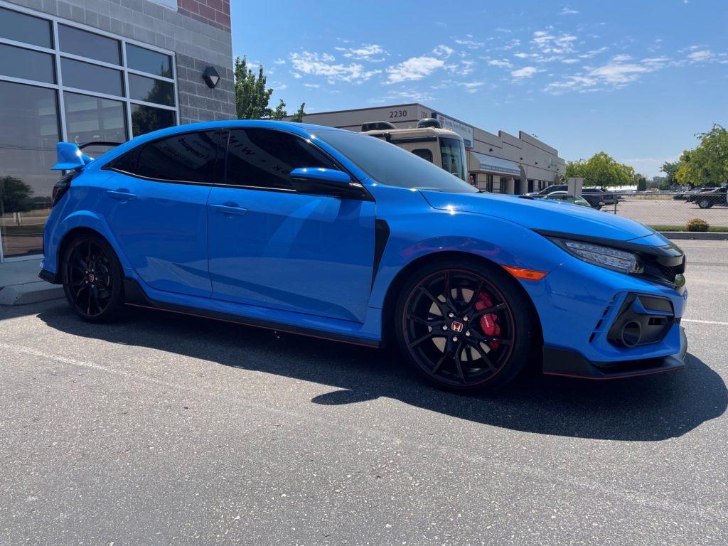 2021 Honda Civic Type R PRIME XR Plus ceramic tint
